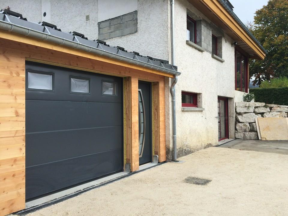 portes de garage sectionnelles grenoble et ses alentours. Black Bedroom Furniture Sets. Home Design Ideas